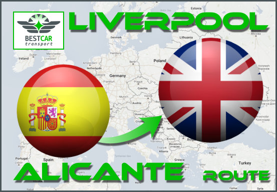 Route-Alicante-Liverpool