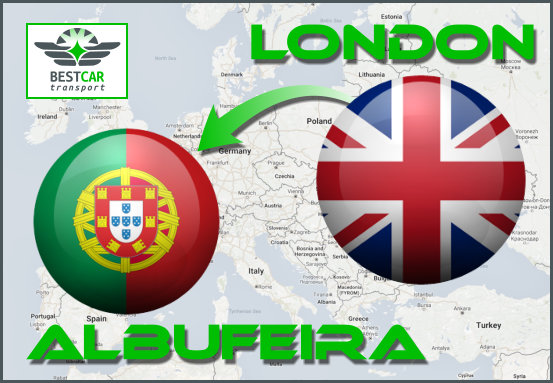 Route-London-Albufeira
