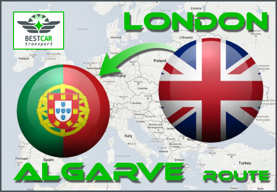 Route-London-Algarve