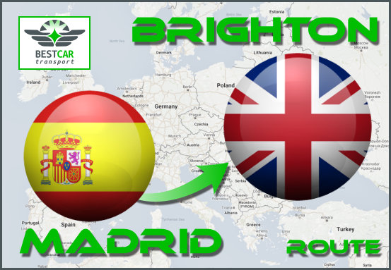 Route-Madrid-Brighton