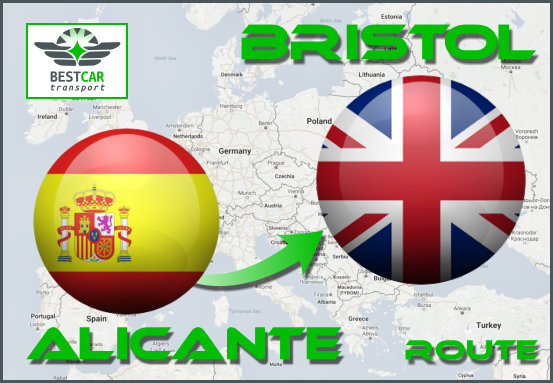 Route-Alicante-Bristol