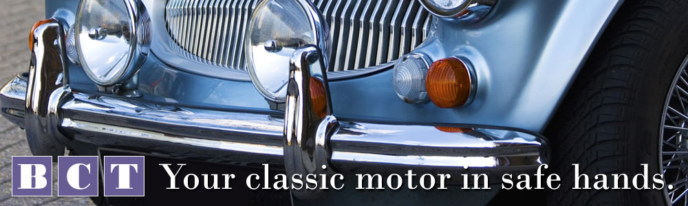 Classic Car Transport Services - UK and Ireland, Spain and Portugal.