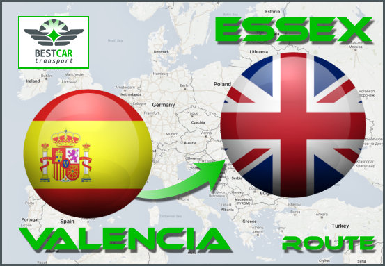 Route-Valencia-Essex